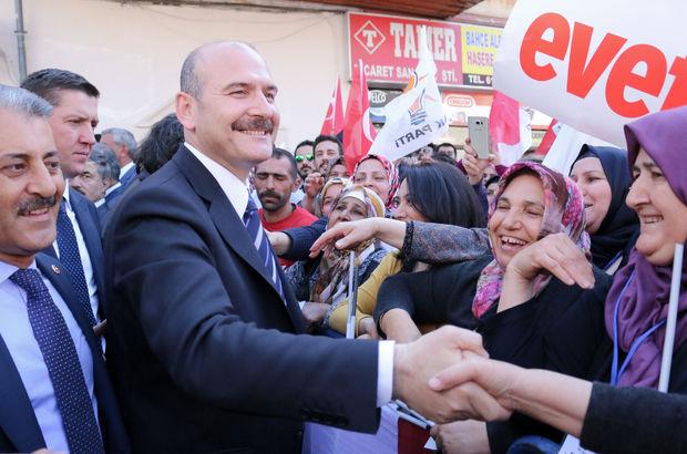 Soylu: Bir daha PKK'nın adını kimse anmayacak