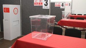 Almanya'da referandum sandıkları hazırlandı