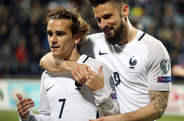 2018 Dünya Kupası Elemeleri | TOPLU SONUÇLAR