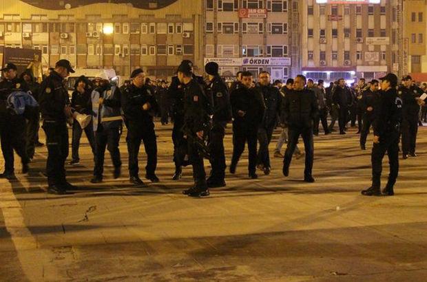 Sakarya'da gece 1150 polis 'acil' koduyla çağrıldı!