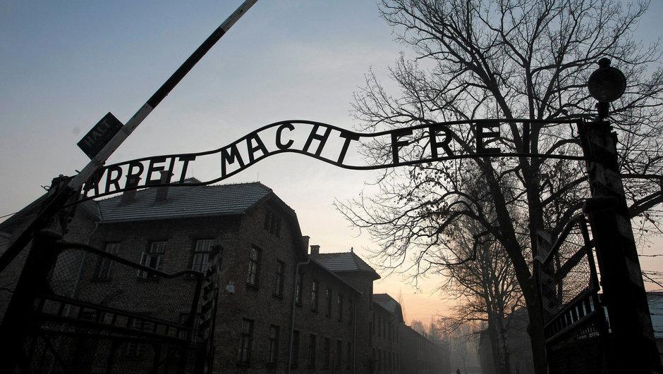 Nazi kampında yaşandı! Çıplak protestocular koyun kesti!