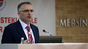 Bakan Naci Ağbal gündeme ilişkin konuları değerlendirdi