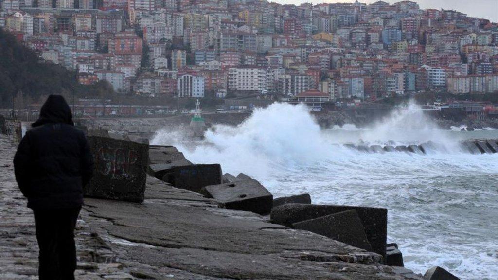 Karadeniz'in dalgası ekonomiye yarayacak!