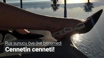 'Güneşli Türkiye...'