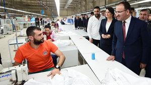 Sinop'ta bulunan cezaevindeki mahkumlar kendi markalarını üretti