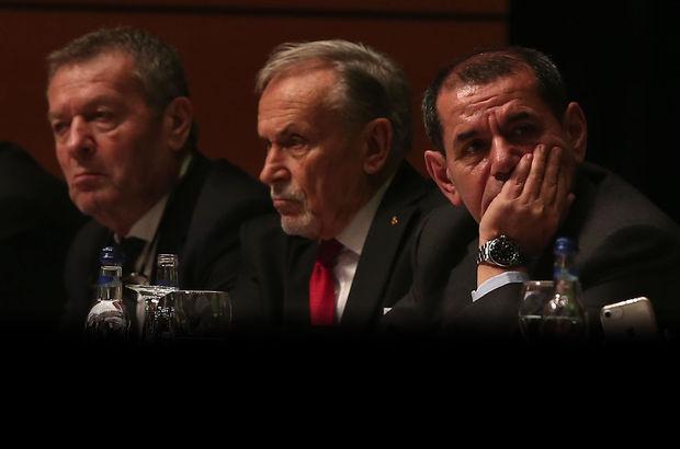 Yasin Çakmak'tan Dursun Özbek yönetimine sert tepki