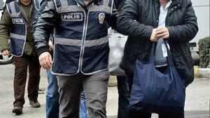 FETÖ'den tutuklananlar ve gözaltına alınanlar (25 Mart 2017)