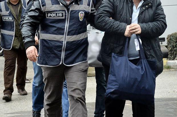 SON DAKİKA! FETÖ'den tutuklananlar ve gözaltına alınanlar (25 Mart 2017)