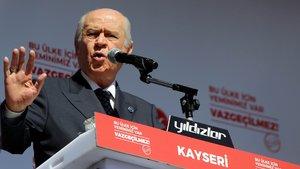 Bahçeli'den Kılıçdaroğlu'na: Cahil desem değil, okuması yazması da var; ancak...
