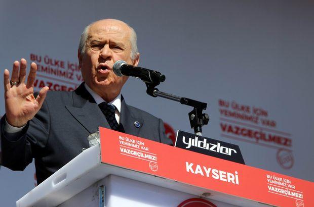 Bahçeli'den Kılıçdaroğlu'na: Cahil desem değildir, okuması yazması da var; ancak...