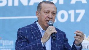 Erdoğan'dan cumhurbaşkanı yardımcısı ve bakan sayısı açıklaması