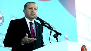 Cumhurbaşkanı Erdoğan: Askerlerimiz korucularımız teröristlere kan kusturuyor