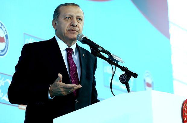 Erdoğan: Askerlerimiz korucularımız teröristlere kan kusturuyor