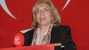 Çağrı Türkeş: Partimizin ayakta kalabilmesi için hayır diyoruz