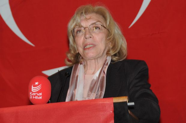 Alparslan Türkeş'in kızı ne oy vereceğini açıkladı