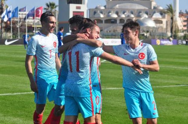 Türkiye: 6 - Ermenistan: 0 | MAÇ SONUCU