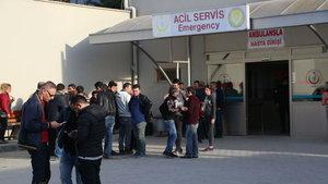Çorum'da silahlı çatışma: 12 yaralı