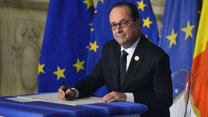 François Hollande: İngiltere'nin bedelini ödemesi gerekir