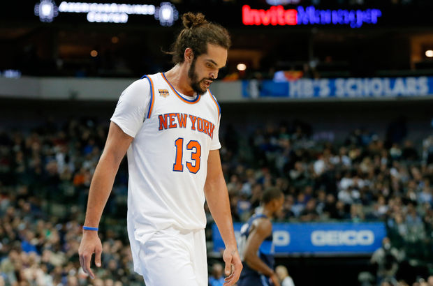 New York Knicksli Joakim Noah'a 20 maç ceza!