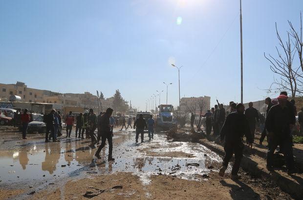 Halep'te bomba yüklü araçla saldırı: 3 ölü, 10 yaralı