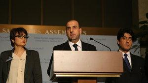 Suriye'de geçiş yönetimi planı belli oldu
