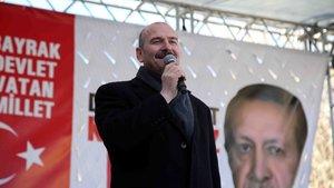 İçişleri Bakanı Soylu: PKK terör örgütünü yerin 7 kat dibine sokmak boynumuzun borcu