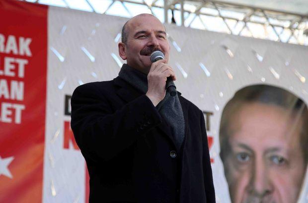 """""""PKK terör örgütünü yerin 7 kat dibine sokmak boynumuzun borcu"""""""