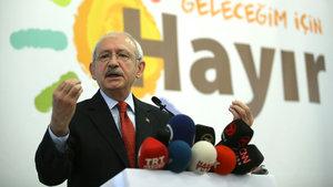 Kemal Kılıçdaroğlu: Bana saldırarak 'Evet'i artıramazlar