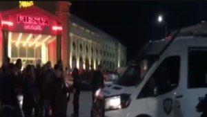 Bulgaristan'da Serdar Ortaç'ın konser vereceği salonda bomba alarmı
