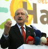 Referandum mitingi nedeniyle gittiği Diyarbakır