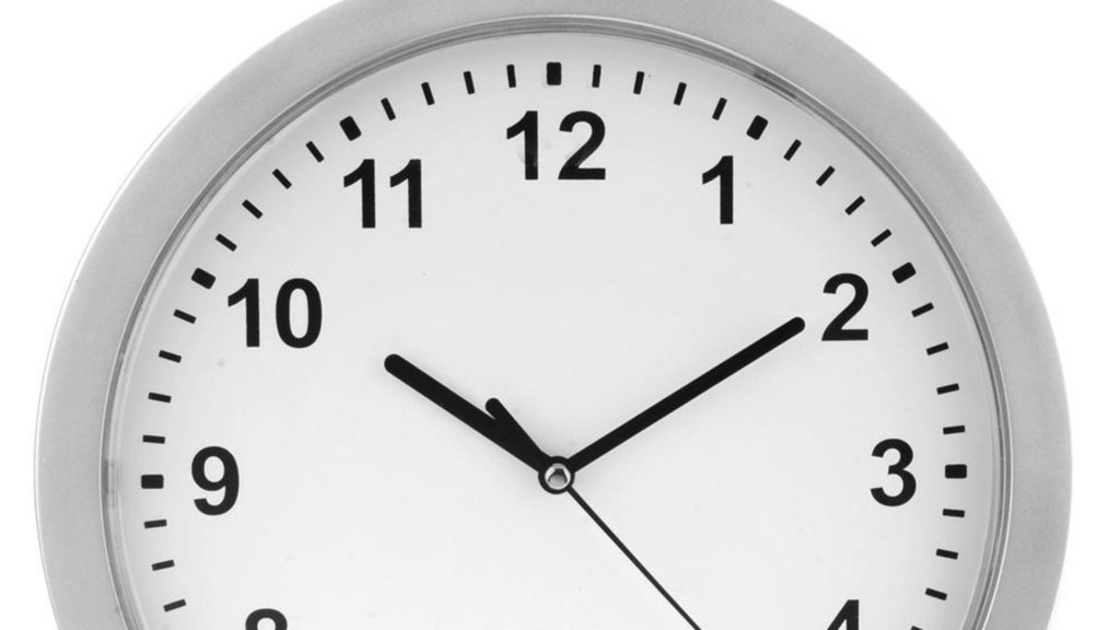 Peki şimdi saat kaç?