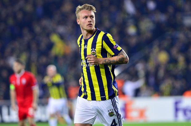 Simon Kjaer: Fenerbahçe'nin lideriyim