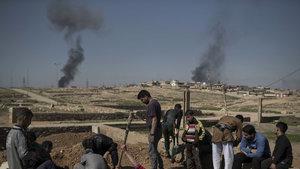 ABD'den Musul'da sivillerin öldüğü saldırıyla ilgili açıklama