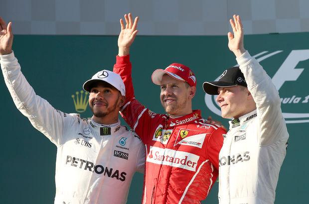 Formula 1'de ilk yarış Ferrari'nin!..