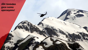 Tunceli'de PKK'ya operasyon