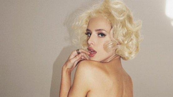 Marilyn Monroe oldu