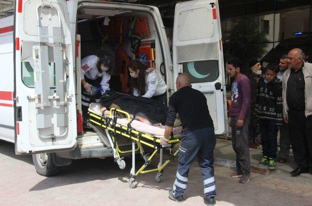El Bab'da patlama! Yaralılar Kilis'e getirildi