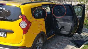 İzmir'de taksiye silahlı saldırı! Ölü ve yaralı var