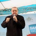 Erdoğan: Haçlı ittifakı eninde sonunda kendini gösterdi