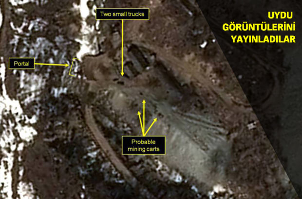 ABD'den Kuzey Kore'yle ilgili flaş 'nükleer' iddiası