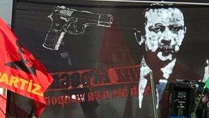 İsviçre'nin Ankara Büyükelçisi Dışişleri'ne çağrıldı, pankarta soruşturma açıldı