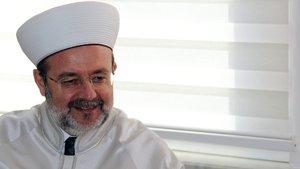Mehmet Görmez: Küpesine, dövmesine, sakalına, asla müdahil olmayın