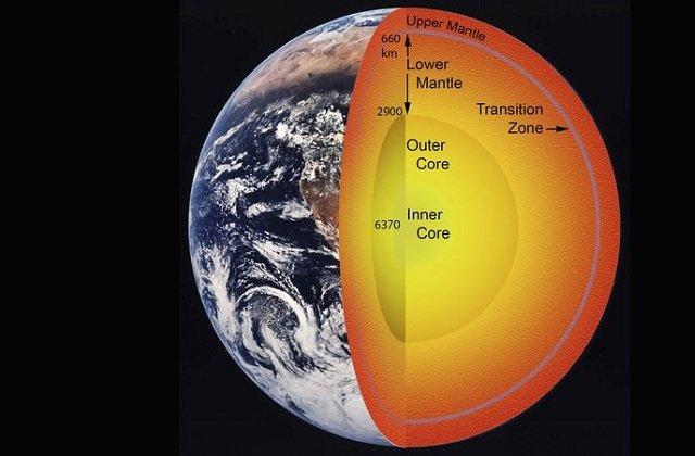 Dünya çekirdeğinin 3. parçası silikon