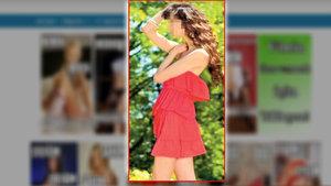 Ukraynalı model adına, 2 günde 6 'eskort kız' sayfası açıldı