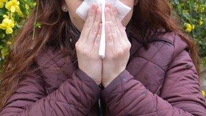 'Bahar alerjisinin nedeni polen değil sahra tozları'