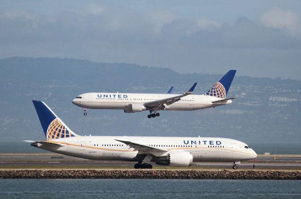 United Airlines tayt giyen kız çocuklarını uçağa almadı