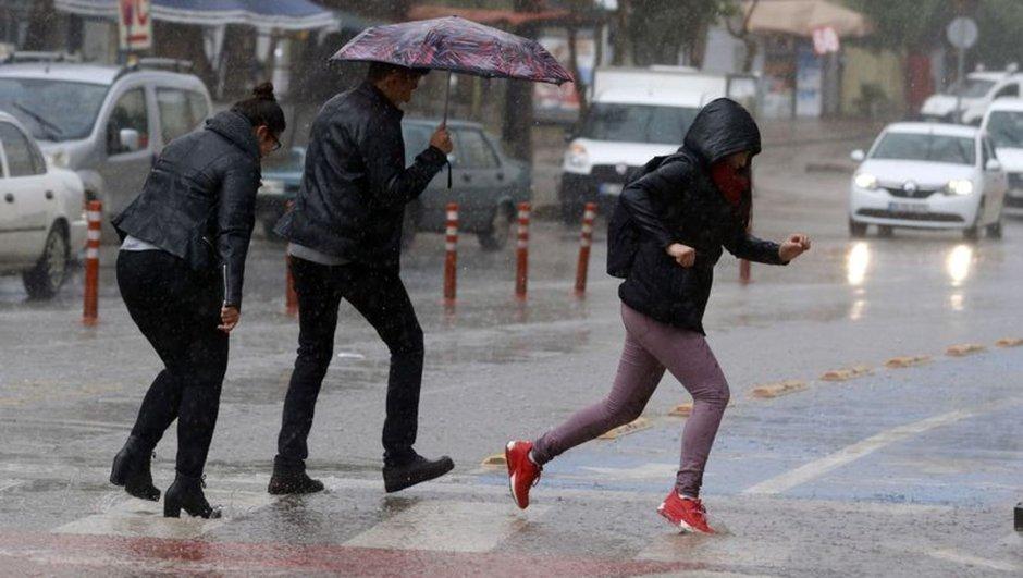 Yağmur, İstanbul'u ne zaman terk edecek?