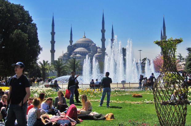 İstanbul konaklama oranları düşüyor