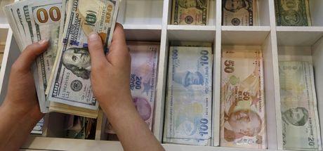 Dolar ABD etkisiyle haftaya düşüşle başladı