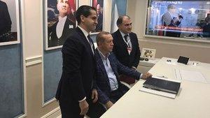 Cumhurbaşkanı Erdoğan, Antalya'da TÜROFED ve AKTOB ile buluştu